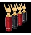 Audioquest 500 Series Multi-Spade (set de 4 Uds)
