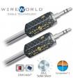 Wireworld Nano Platinum Eclipse Minijack 3.5 mm-Minijack 3.5 mm