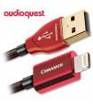 Audioquest USB Cinnamon Lightning