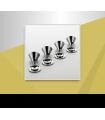 Dali Adjustable Cones (Set de 4)