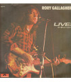 Rory Gallagher. Live in Europe!