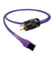 """Nordost Purple Flare Power Cord en forma de """"8"""""""