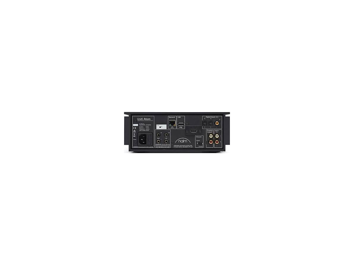 Naim Audio Uniti Atom Inc HDMI